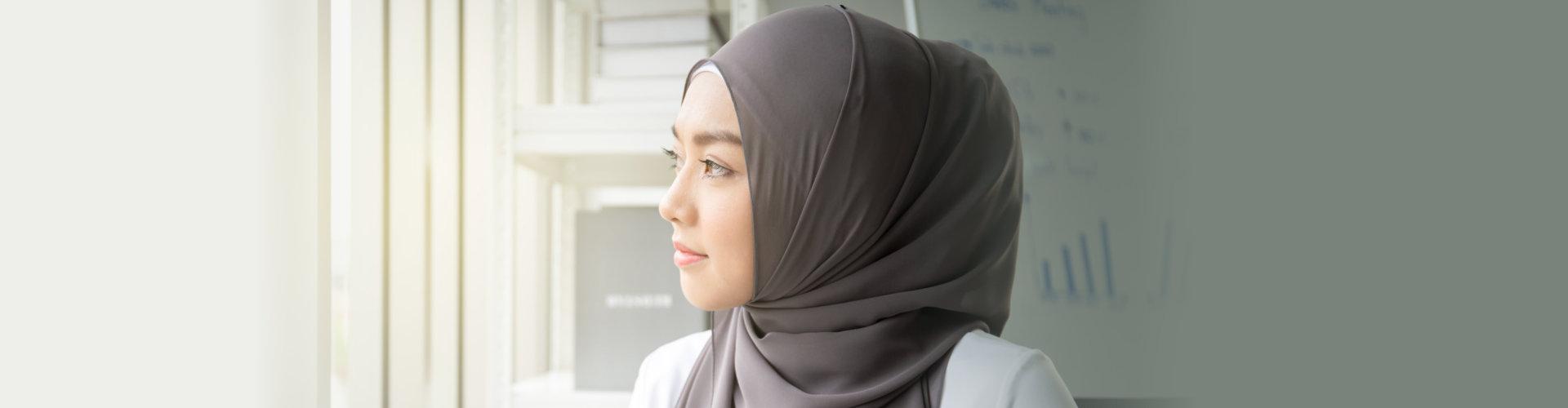 beautiful muslim